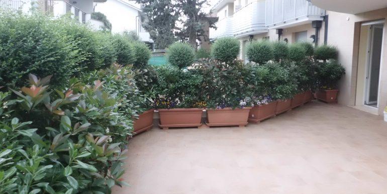 Ampio appartamento Cervia centro giardino camere