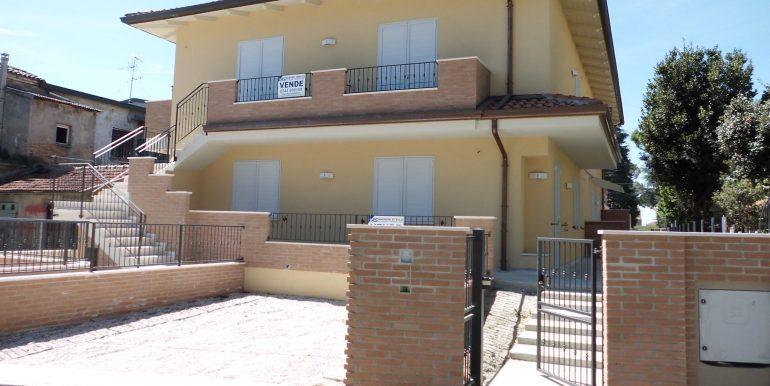 Appartamento indipendente a Castiglione di Cervia esterno