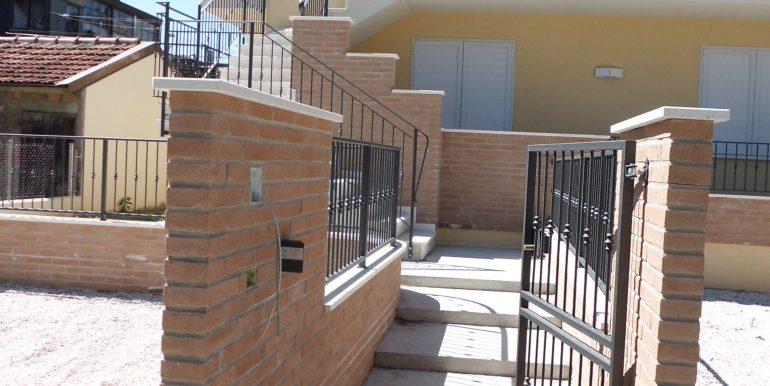 Appartamento primo piano a Castiglione di Cervia ingresso