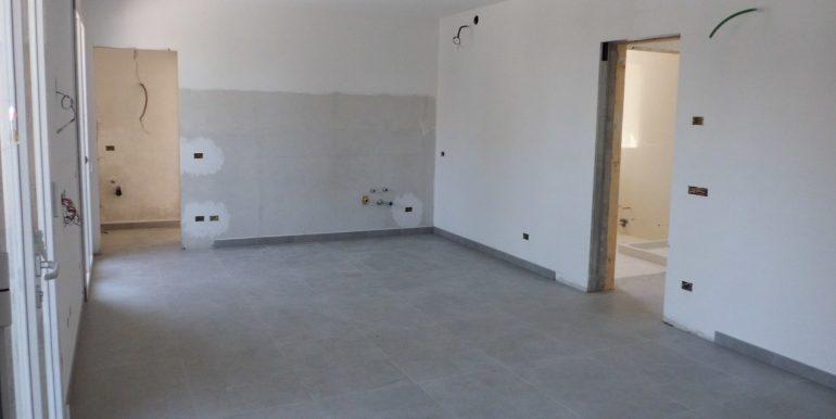 Appartamento indipendente a Castiglione di Cervia soggiorno cucina