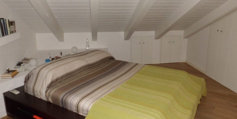 Signorile appartamento a Pinarella matrimoniale mansarda1