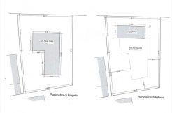 Casa con terreno per nuova costruzione a Cervia