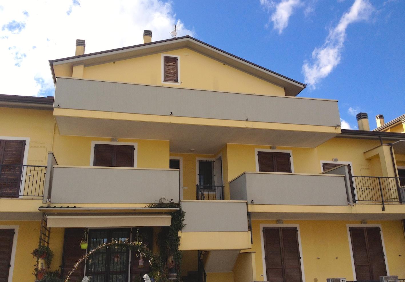 Bilocale con mansarda in vendita a Pisignano