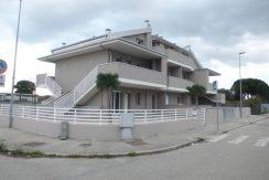 Nuovo appartamento con giardino in vendita a Cervia