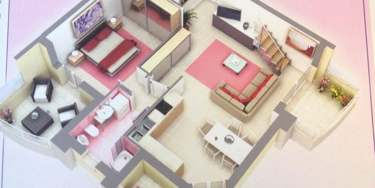 Appartamento nuovo tre camere Cervia