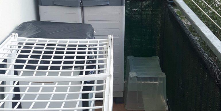 Ampio appartamento in vendita a Pinarella balcone letto
