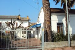 Casa singola con giardino a Savio di Cervia