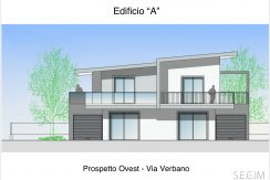 Ville bifamiliari in costruzione a Cervia