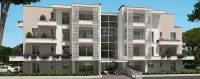 Appartamento nuovo in costruzione a Cervia centro