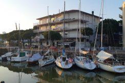 Appartamento in vendita sul porto canale