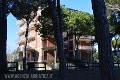Appartamento fronte pineta in vendita a Tagliata