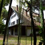 Villa con parco a Milano Marittima