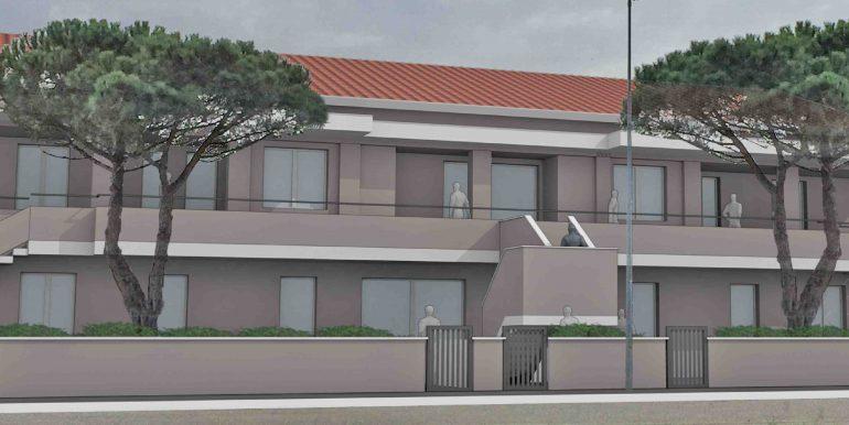 Appartamenti tre letto nuovi in vendita a Cervia