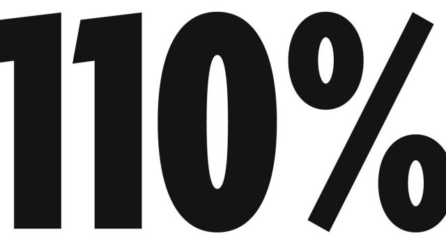 Detrazione del 110%