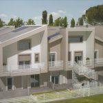 Appartamento nuovo con terrazzo in vendita a Pinarella