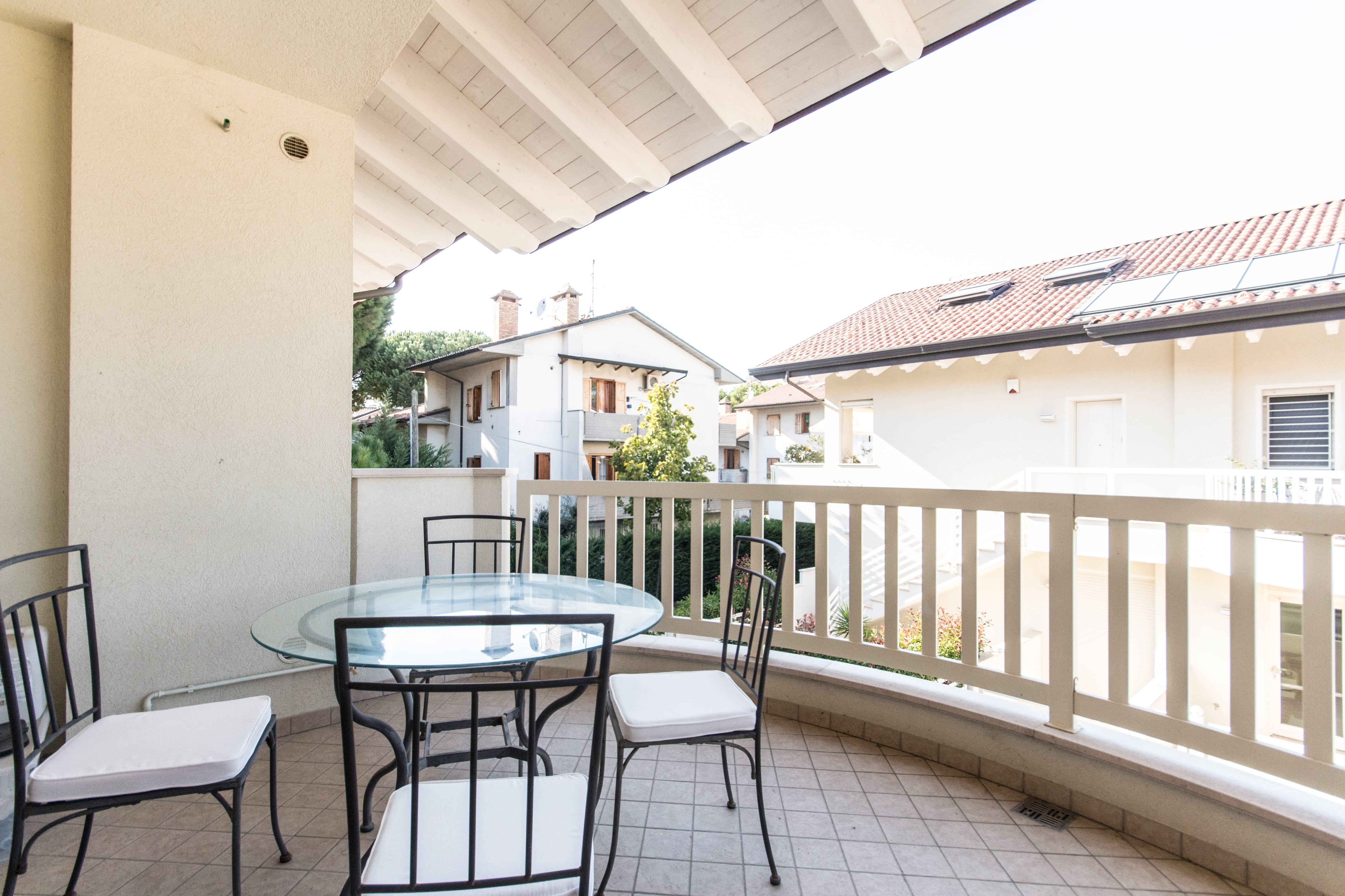 Appartamento con terrazzo a Cervia