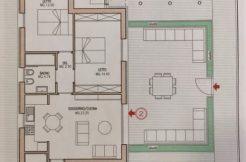 Appartamento da costruire al piano terra