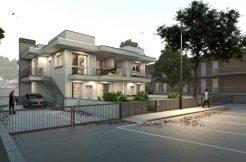Appartamento in costruzione a Cervia con giardino