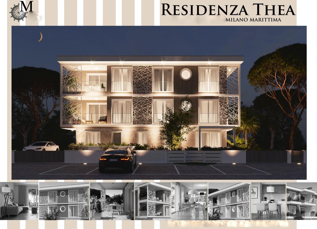 Appartamento nuovo a Milano Marittima