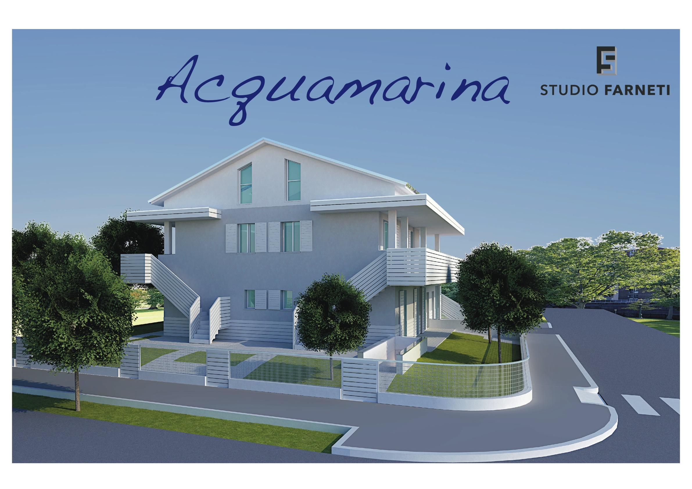 Appartamento con giardino in vendita a Cervia